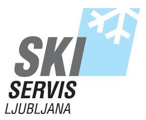 Ski servis Ljubljana - ročni servis smuči s prevzemom in dostavo po Ljubljani